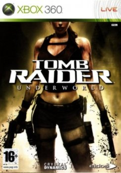 Tomb Raider: Underworld (2008) [Region Free][RUS]