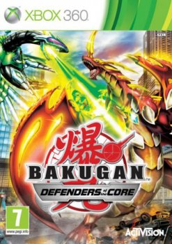 Bakugan Defenders of the Core (2010) [PAL][NTSC-U][ENG][L]