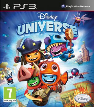 Disney Universe (2011) [FULL] [ENG] (3.55)