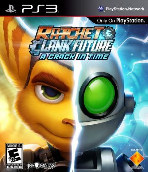 Ratchet & Clank Future: A Crack in Time (2009) [FULL][ENG][L]