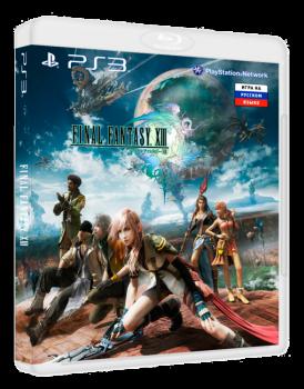 Final Fantasy XIII (2010) [JPN][RUS]