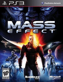 Mass Effect (2012) [ENG][Repack] [2хDVD5]