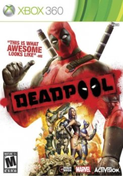 Deadpool (2013) [Region Free] [RUS][P] (LT+3.0) (XGD3)