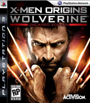 X-men Origins: Wolverine (2009) [FULL] [EUR] [RUS] [RUSSOUND] [P] [R.G. DSHOCK]
