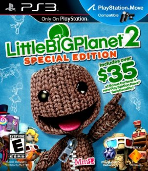 Little Big Planet - GOTY Edition (2010) [EUR][RUS][ENG][RUSSOUND][L] [Cobra ODE / E3 ODE PRO]