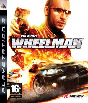 Wheelman (2009) [FULL][ENG][L]