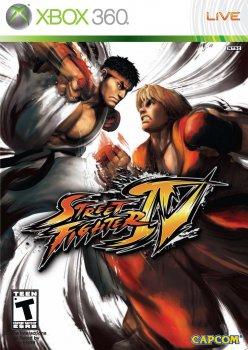 Street Fighter IV (2009) [Region Free] [Rus] [P]