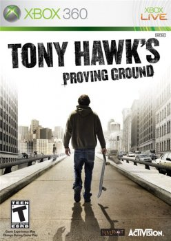 Tony Hawk`s Proving Ground (2007) [Region Free][ENG]