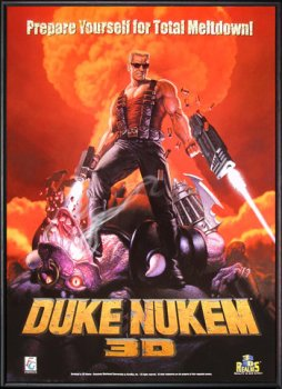 Duke Nukem 3D: Megaton Edition (2013) [FULL][ENG][P] [3.55+]