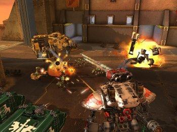Warhammer 40,000: Freeblade 1.6.0 [2016, Экшн]