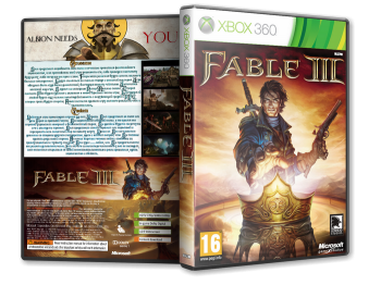 Fable 3 / Fable III (2010) [Region Free][RUS][L]