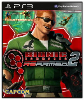 Bionic Commando Rearmed 2 (2011) [ENG][Repack] [3.55+] [1xDVD5]