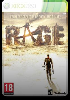 Rage (2011) [PAL][RUSSOUND][L] (XGD3) (LT+ 3.0)
