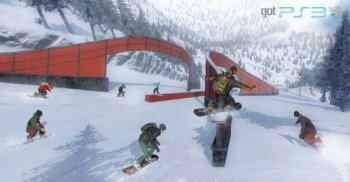 Shaun White Snowboarding (2010) [FULL][ENG][L]