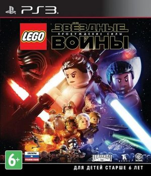 LEGO Star Wars: The Force Awakens / LEGO Звездные войны: Пробуждение Силы (2016) [+ DLC Content Packs][FULL][RUS][L]