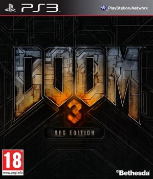 DOOM 3 BFG Edition (2012) [FULL][RUS][P] [3.41][3.55][4.21][4.30]