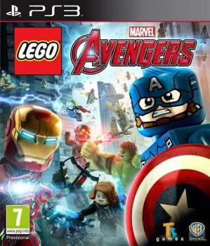LEGO Marvel's Avengers (2016) [+ ALL DLC][FULL][RUS][P]