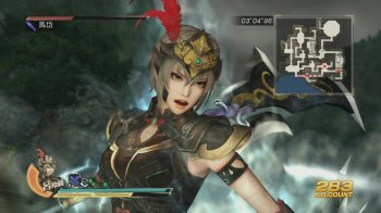 DYNASTY WARRIORS 8: Xtreme Legends (2014) [FULL][USA] [ENG] [4.53+]