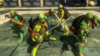 Teenage Mutant Ninja Turtles: Mutants in Manhattan (2016) [PSN][USA][ENG] [3.41+]