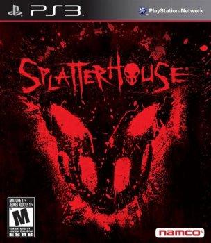 Splatterhouse (2010) [EUR][RUS][P]