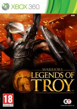 Warriors: Legends of Troy (2011) [PAL][RUS][P](XGD2)
