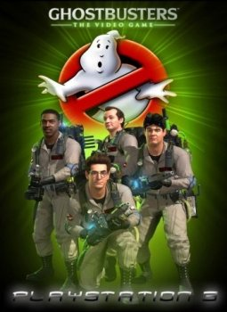 Ghostbusters: The Video Game (EUR) (2009) [2.60][RUS][P]