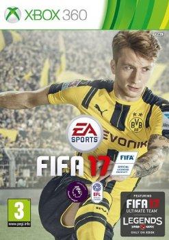 [Xbox 360] FIFA 17 [Region Free/ENG] (Lt-3.0)
