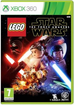 Lego Star Wars: The Force Awakens [2016, RUS, L] LT+3.0