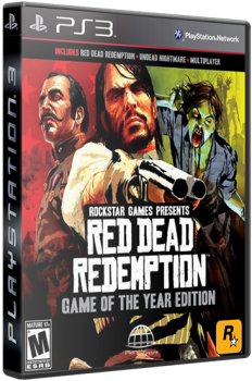Red Dead Redemption: Game of the Year Edition [EUR/RUS]