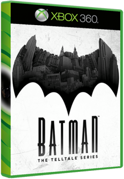 Batman: Telltale - Season Pass Disc [PAL / NTSC/U / RUS]