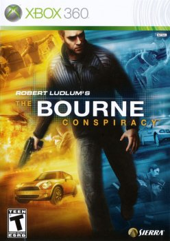 Robert Ludlum's The Bourne Conspiracy / Конспирация Борна [JTAG|FULL] [2008|Rus]