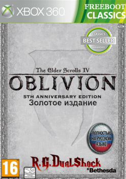 The Elder Scrolls IV: Oblivion. Золотое издание [FULL] [2006|Rus]