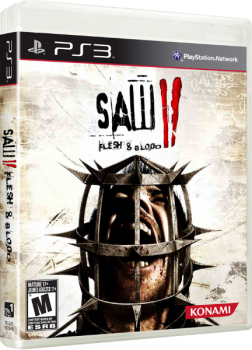 Saw 2: Flesh and Blood [EUR/RUS] [RePack]