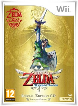 The Legend of Zelda: Skyward Sword [PAL] [Ru/Eng]