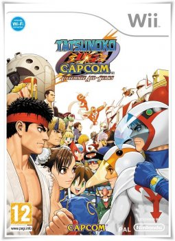 Tatsunoko vs. Capcom: Ultimate All-Stars [PAL, ENG]  Страницы:  1