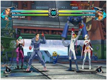 Tatsunoko vs. Capcom: Ultimate All-Stars [PAL, ENG]  Страницы:  1