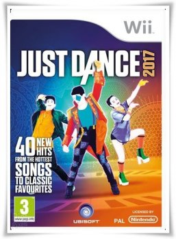 Just Dance 2017 [PAL, Multi5]