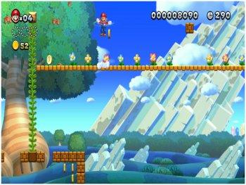 New Super Mario Bros. U + New Super Luigi U [PAL, RUS]