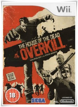 The House of the Dead: Overkill [PAL / ENG]