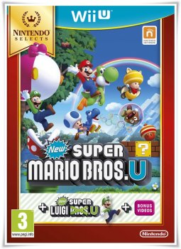 New Super Mario Bros. U + New Super Luigi U [PAL, RUS]