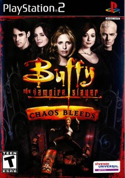 [PS2] Buffy the Vampire Slayer: Chaos Bleeds [RUS/ENG|NTSC]