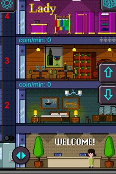 [Android] Pixels Building 1.03 [Симулятор, HVGA, RUS + ENG]