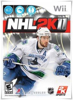 [Nintendo Wii] NHL 2K11 [PAL, Multi5]
