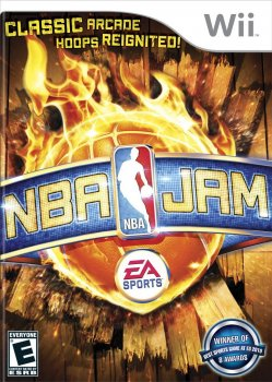 [Nintendo Wii] NBA Jam [PAL, Multi5]  Страницы:  1