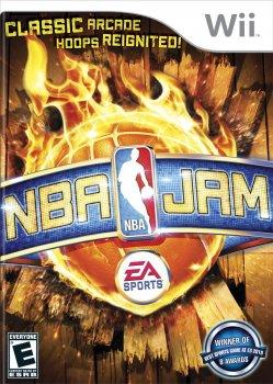 [Nintendo Wii] NBA Jam [PAL, Multi5]  Страницы:  1