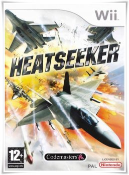 [Nintendo Wii] Heatseeker [PAL, ENG]