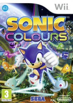 [Nintendo Wii] Sonic Colours [PAL/RUS]