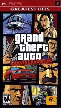 [PSP] Grand Theft Auto Liberty City Stories [FULL][ISO][RUS][NTSC] (OFF Rockstar)