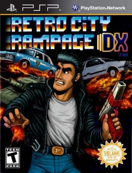 [PSP] Retro City Rampage DX [FULL] [ISO] [Multi5]