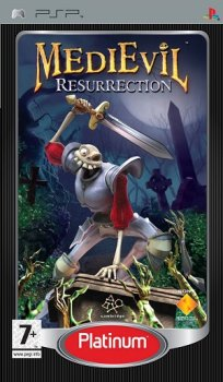[PSP] MediEvil: Resurrection [FULL] [CSO] [RUS]